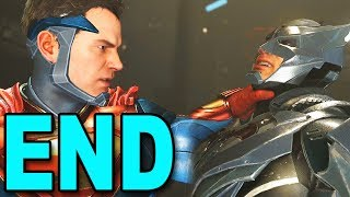 Injustice 2 - Part 13 - THE END [Superman Ending] thumbnail
