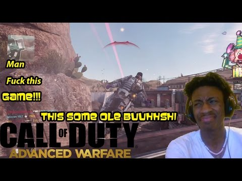 I cant stand Call Of Duty (Call of duty Advanced Warfare Live gameplay)