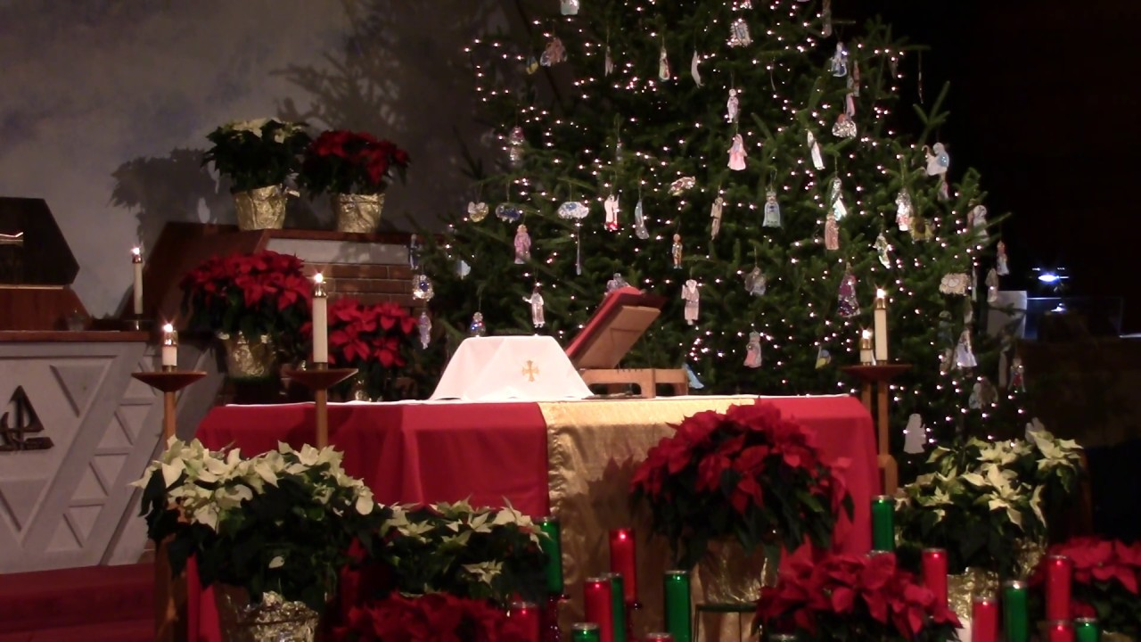 Sacred Heart Mass  12-24-18