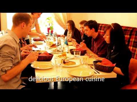 """cafe-restaurant """"Vennad"""" Vene 6, Tallinn Estonia"""