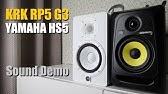 Yamaha hs50m vs hs5