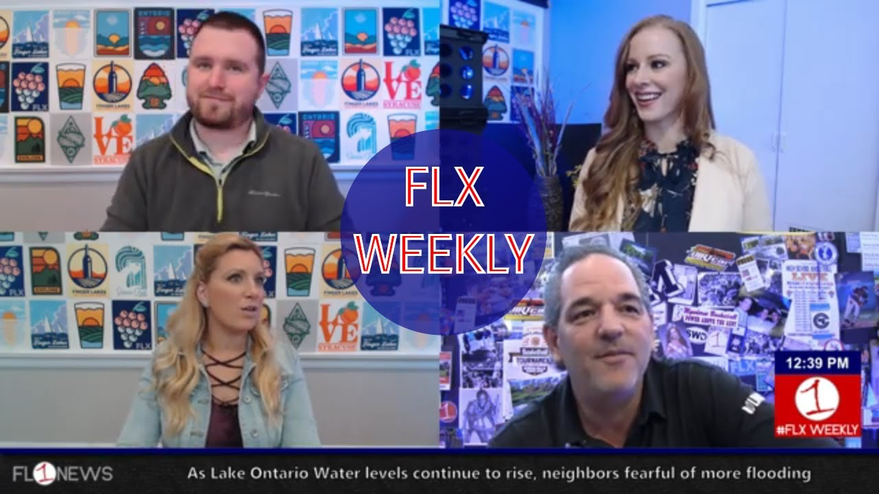 FLX WEEKLY: Wine & Herbs, Seneca7 and Wild Water Derby for the last weekend of April (podcast)
