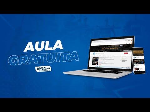 Direito Administrativo - Lei 811290 - Aula Gratuita com Thállius Moraes - Alfacon