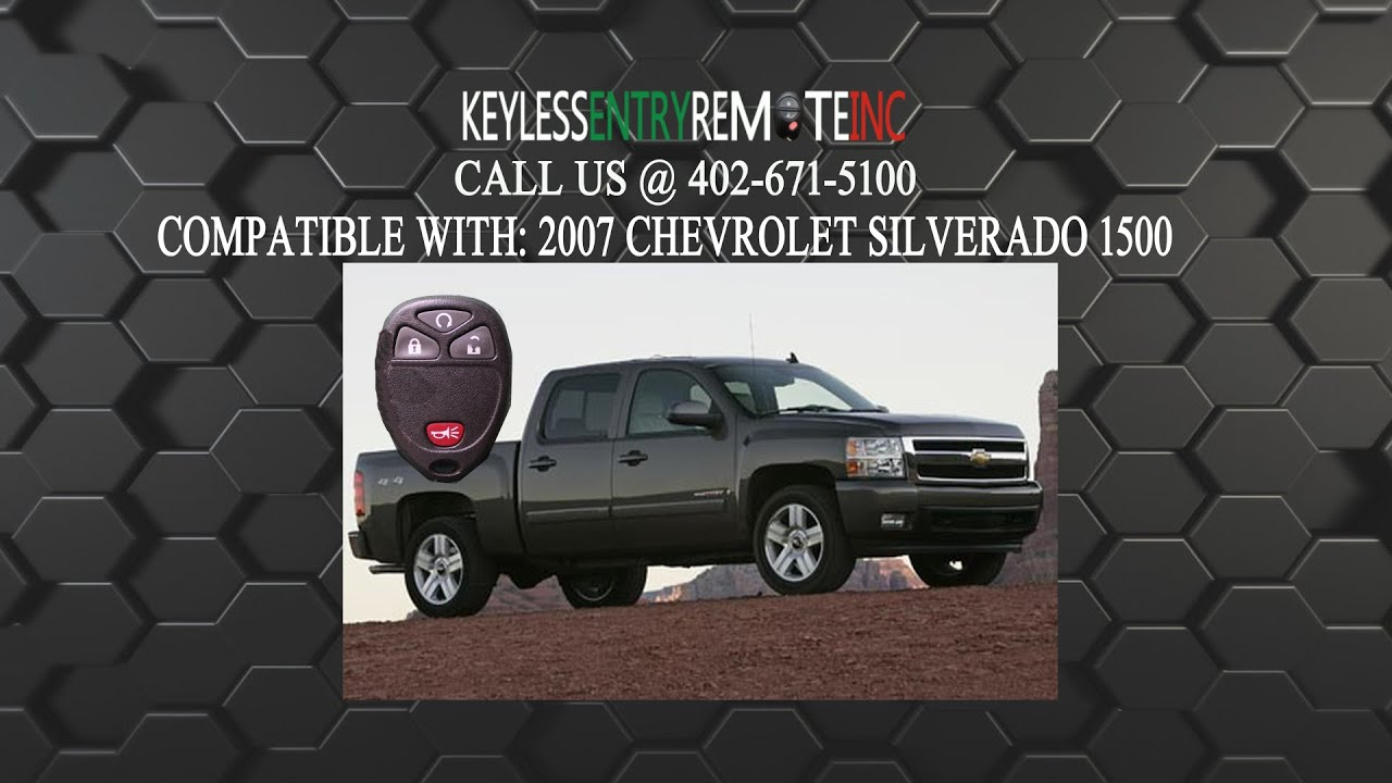 Sharpest Rides Denver Colorado >> 2015 Silverado Keyless Fob Instructions | Autos Post