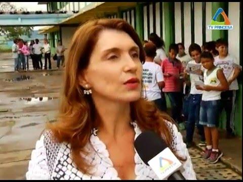 (JC 11/03/16) Escolas Municipais Realizam Campanha