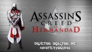 Assassin´s creed: La Hermandad - Objetos ocultos de Monteriggioni [HD]
