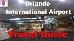 Orlando International Airport (MCO) – Arrivals and Ground Transportation Info   Travel Guide   Ep#1