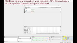 Equalizer apo microphone