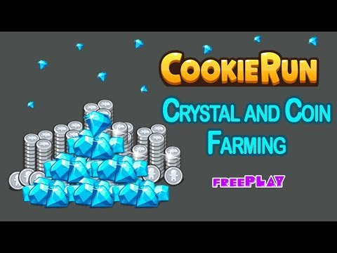 How I Get My Crystals And Coins  { Cookie Run }