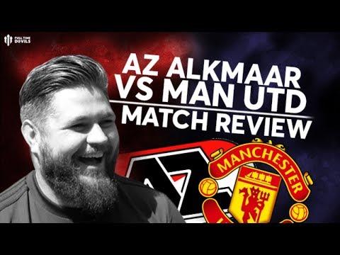 Howson Review: AZ Alkmaar 0-0 Manchester United