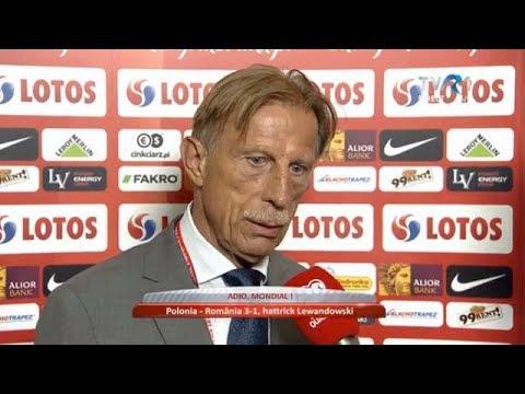 Declaraţii Christoph Daum după Polonia - România: 3-1