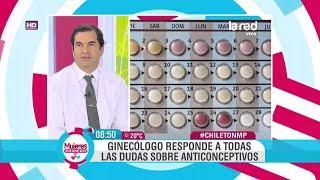 Ginecólogo aclara dudas y derriba mitos sobre los anticonceptivos que usas