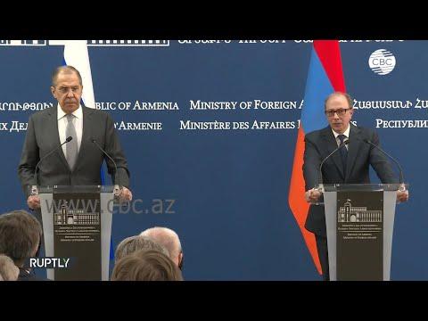 Сергей Лавров: Ситуация в Нагорном Карабахе существенно нормализовалась
