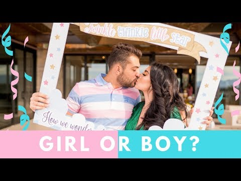 VLOG 3: OUR OFFICIAL GENDER REVEAL PARTY - IT WILL WARM YOUR HEART!!   GUINWA