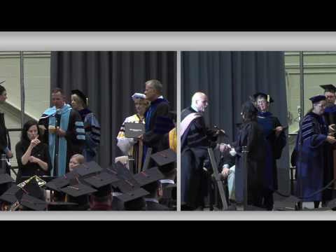 Commencement – Spring 2017 – Undergraduate Degrees