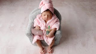 MEET OUR BABY GIRL!! FIRST Official Photoshoot!