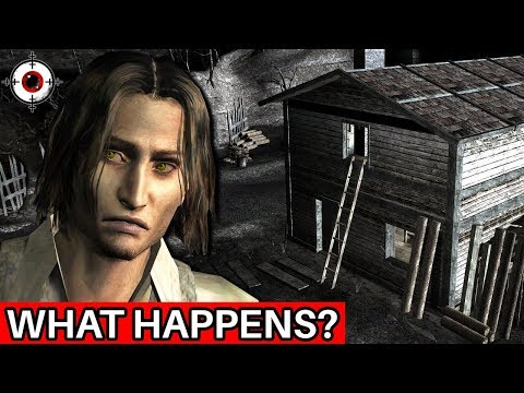 What Happens if You Leave During the Cabin Fight in Resident Evil 4?