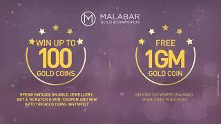 Win big at Malabar Gold & Diamonds Festival – Kuwait