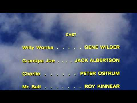 Willy Wonka Closing Credits (with Paramount Logo Restored)