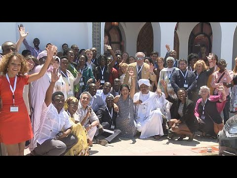 Civil society gets a say at EU-Africa forum - focus