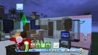 Die Sims 3 Konsole - Wii Feature Preview Video