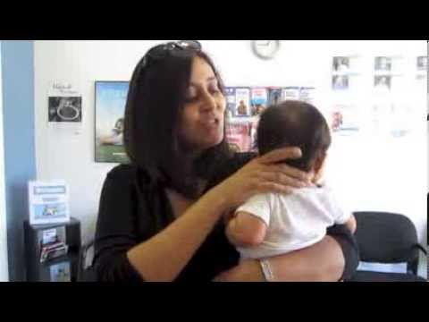 Baby Girl Treated For Torticollis At Physical Therapy Solutions