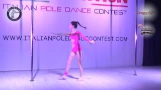 Gaia Pinna | Italian Pole Dance contest 2017 - Lunedì 17 Aprile