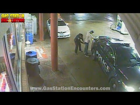 Gas Station Encounters Montage