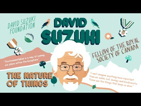 David Suzuki wants Canada to embrace renewable energy before it's too late | Canada is ...