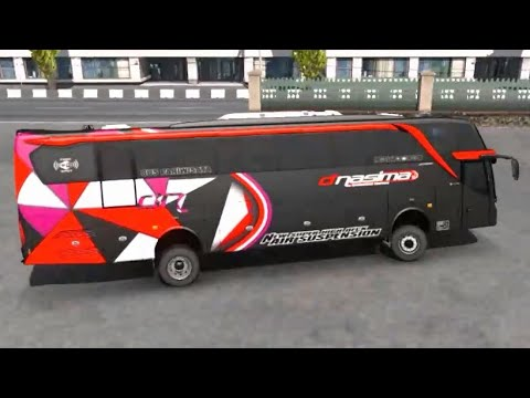 Ets2 Indonesia || Tes Suspensi SHD MH $ Map Jowo V7