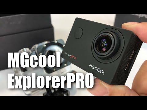 Mgcool Explorer Pro 16mp Ultra Hd Waterproof Sports Action Cam 4k
