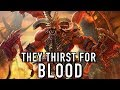 40 Facts & Lore on Bloodthirsters of Khorne Warhammer 40k