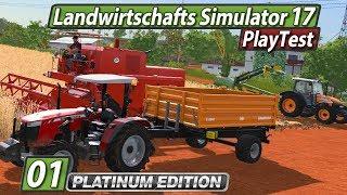 LS17 Platinum Addon 🚜 PlayTest #1 Zuckerrohr in Südamerika! ► Landwirtschafts Simulator deutsch