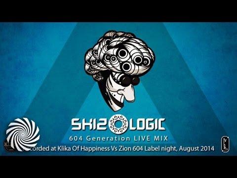 Skizologic LIVE @ Klika vs. Zion 604 label party, August 2014