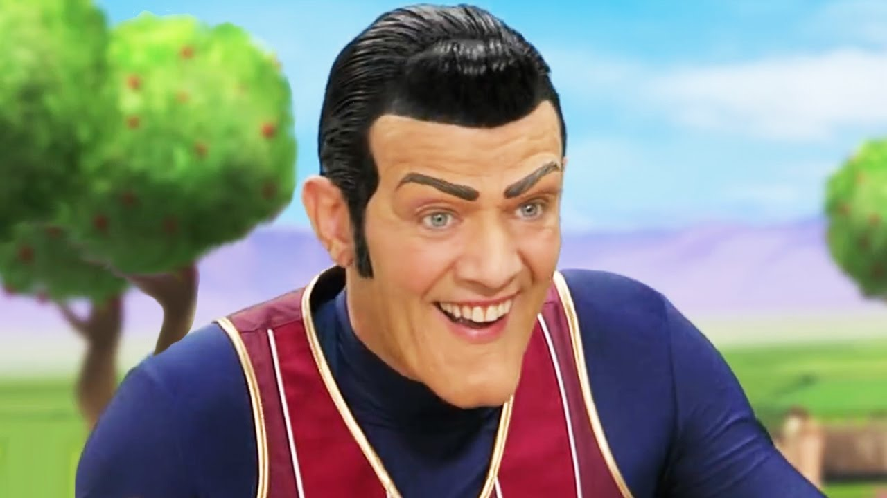lazy town bad guy