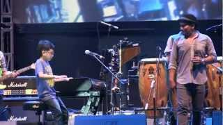 Tompi ft. Joey - Sedari Dulu @ The 35th JGTC [HD]