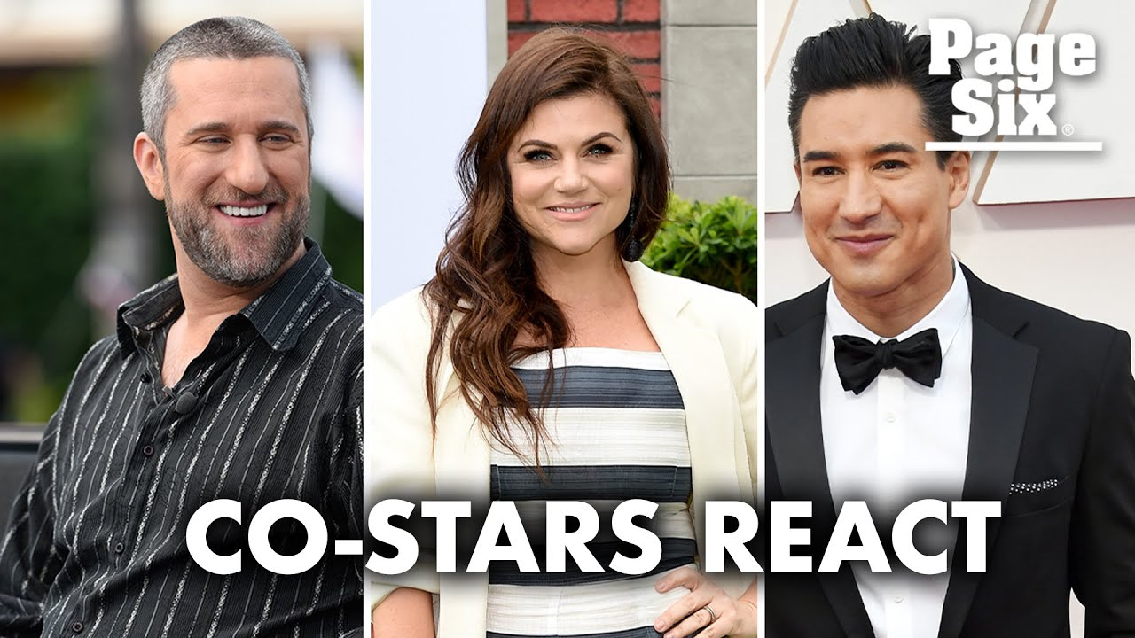 Mario Lopez, Tiffani Thiessen react to Dustin Diamond's cancer diagnosis | Page Six Celebrity News