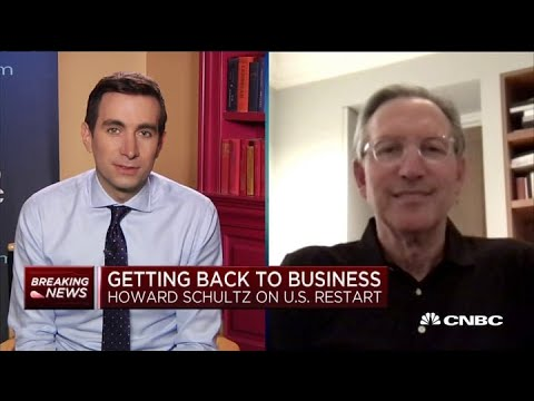 Former Starbucks CEO Howard Schultz, who considered 2020 ...