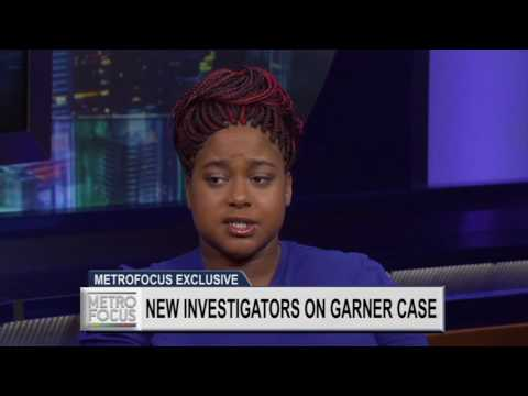 FEDERAL CASE: Eric Garner's Daughter Reacts