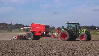 Hard steel demo from SSAB at Agritechnica 2015