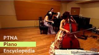 ミャスコフスキ: チェロ・ソナタ 第2番 イ短調,Op.81 3. 第3楽章 Pf.中村純子:Nakamura,Junko Vc.河副圭子:Kawazoe,Keiko