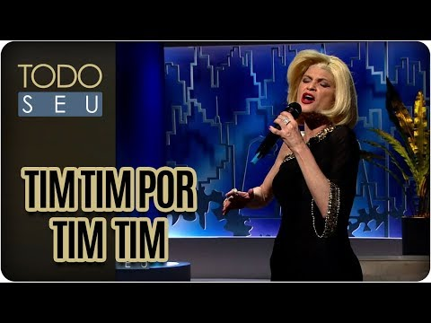 Tim Tim Por Tim Tim | Hebe, O Musical - Todo Seu (17/01/18)