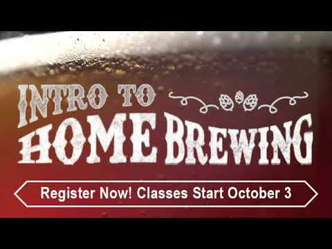 Home Brewing at Craven Community College