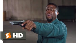 Get Hard (2015) - First Time Holding a Gun Scene (6/7) | Movieclips