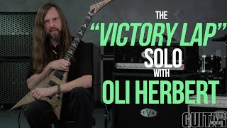 "All That Remains - How to Play the Solo from ""Victory Lap"" with Oli Herbert"