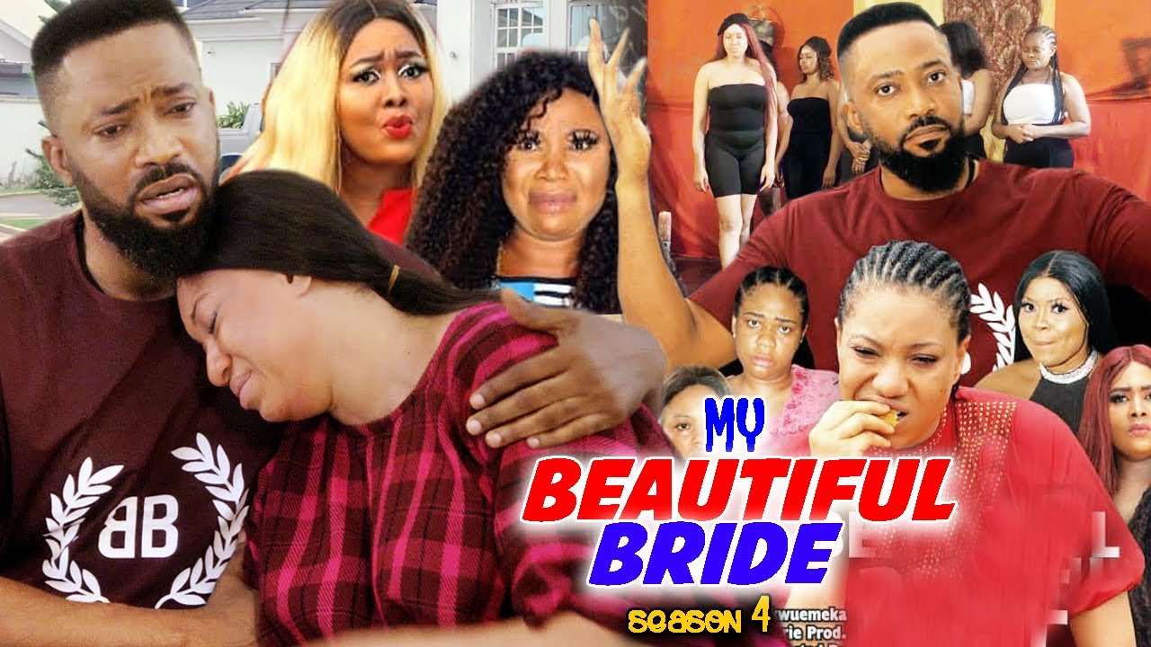 Download MY BEAUTIFUL BRIDE SEASON 4-(Trending New Movie)Fredrick Leonard  2021 Latest Nigerian Movie Full HD