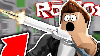 ROBLOX TRICKSHOTS With KNIVES