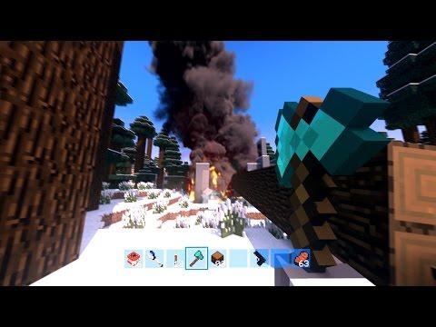 I hate physics - Minecraft 2 Gameplay (Minecraft Animation)