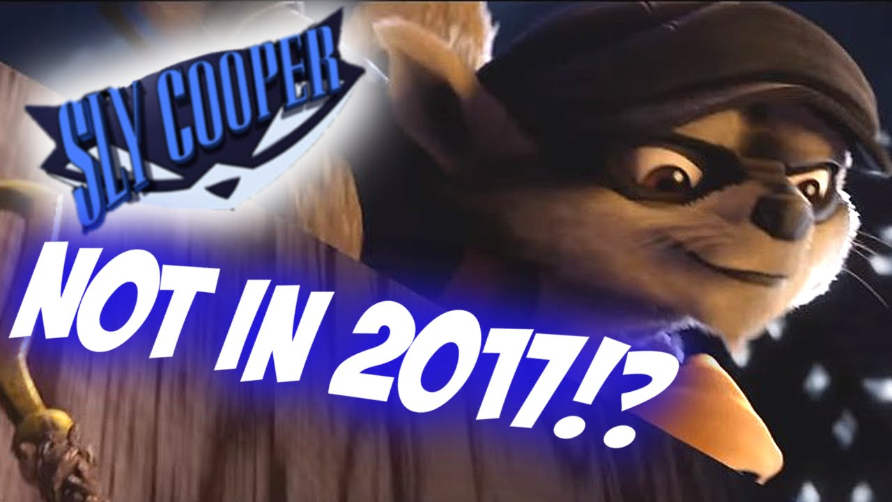 sly cooper movie not