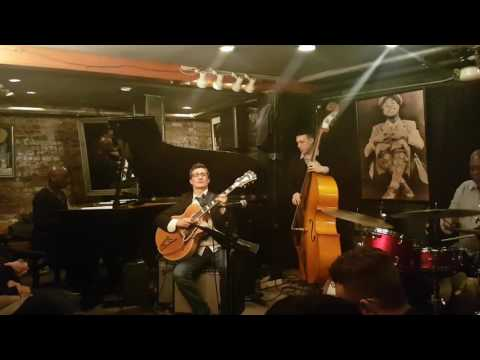 Small Jazz bar, New York 2017 (1)